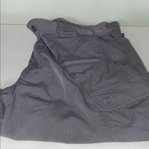 5.11 Stryke pants 34x32 Gray EUC